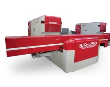 Used Turret Punch Presses