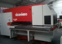 Nisshinbo CNC Turret Punch Press HTP - 1000