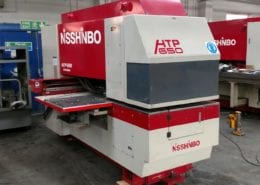 Nisshinbo CNC Turret Punch Press HTP - 650