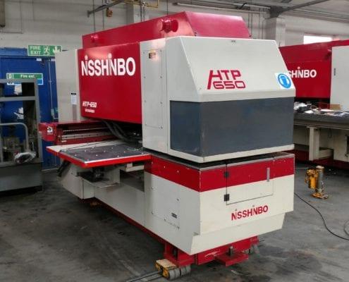 Nisshinbo CNC Turret Punch Press HTP - 650